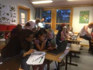 Vellykket start på LKK opplegg på Ryenberget skole