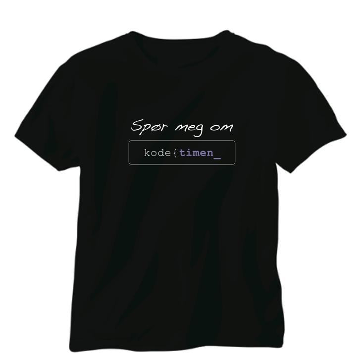 T-skjorte-til-kodetimen